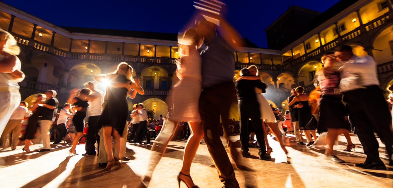 Milonghe ed eventi Tango Essentia