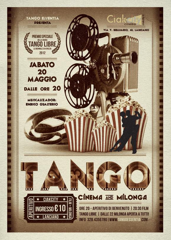 Film Tango Libre a Lanciano