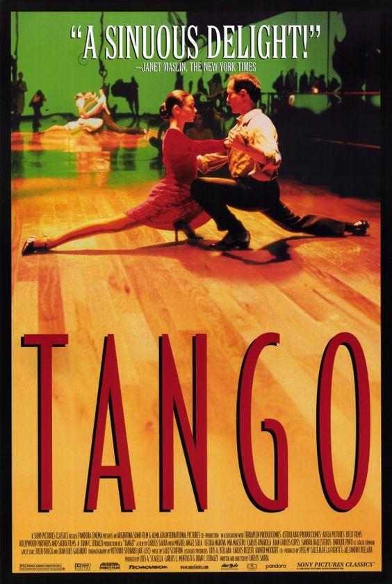 Film Tango di Carlos Saura a Lanciano con Tango Essentia
