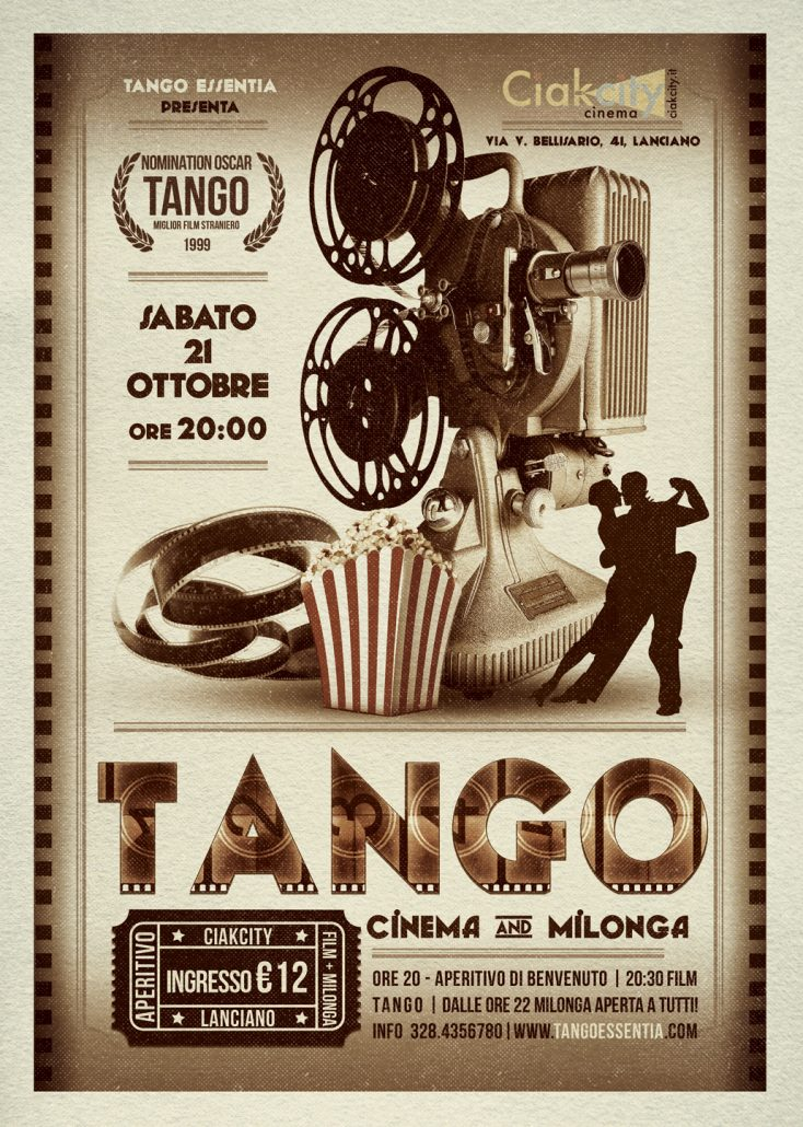 Film Tango a Lanciano