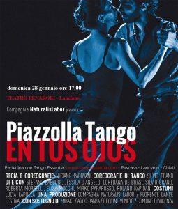 Piazzolla Tango - En tus Ojos