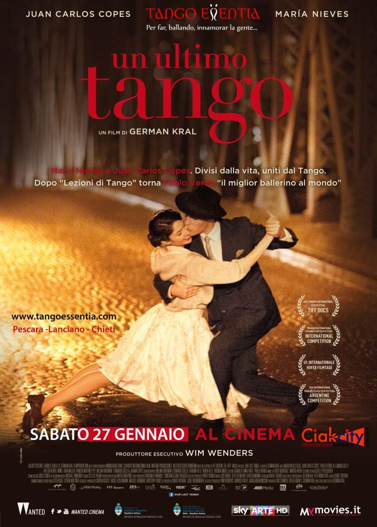 Film Un Ultimo Tango a Lanciano