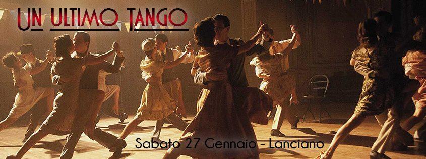 Locandina Un Ultimo Tango