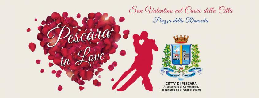Pescara in Love 2018 - San Valentino nel Cuore della Città