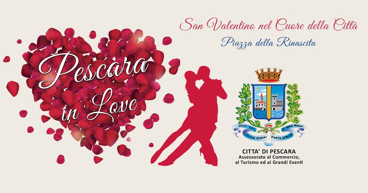 Pescara In Love San Valentino Nel Cuore Della Citta Tango Essentia