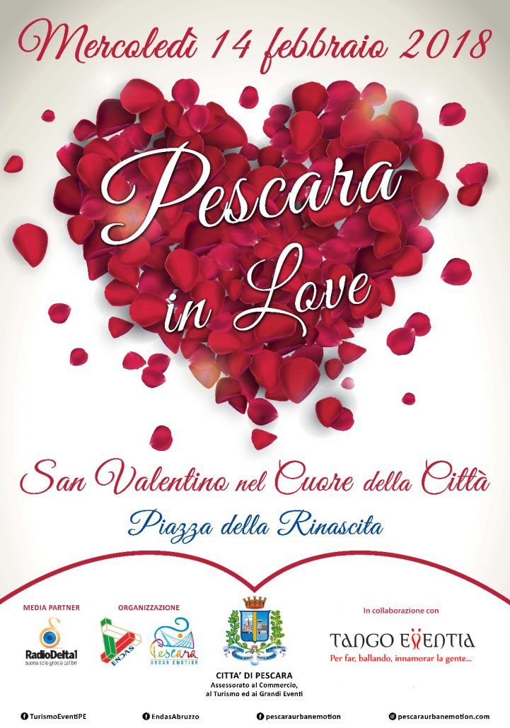 Pescara in Love - San Valentino con Tango Essentia