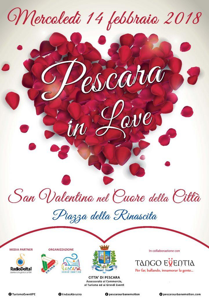 Pescara in Love - San Valentino con Tango Essentia