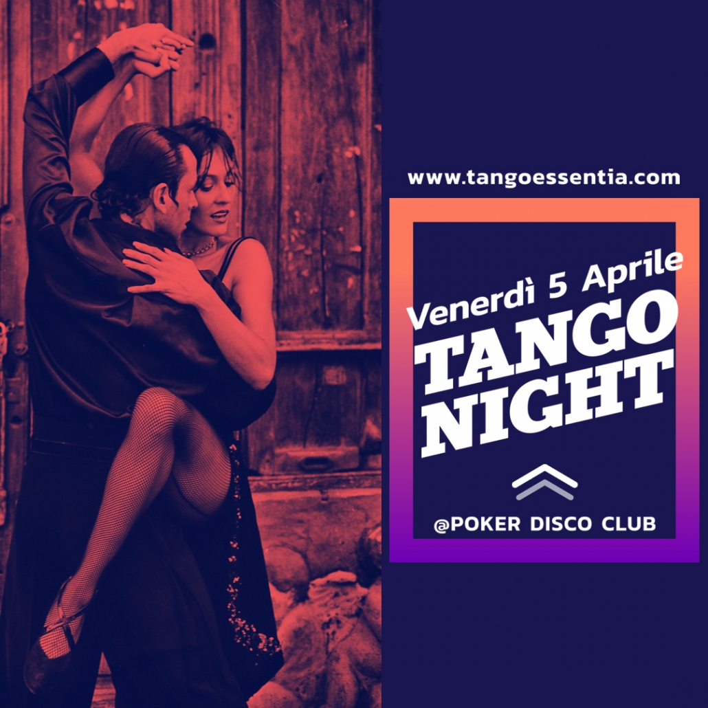 Tango argentino a Lanciano