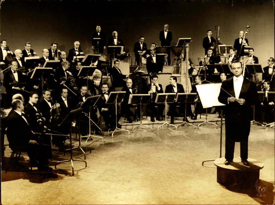 Piazzolla e la sua orchestra