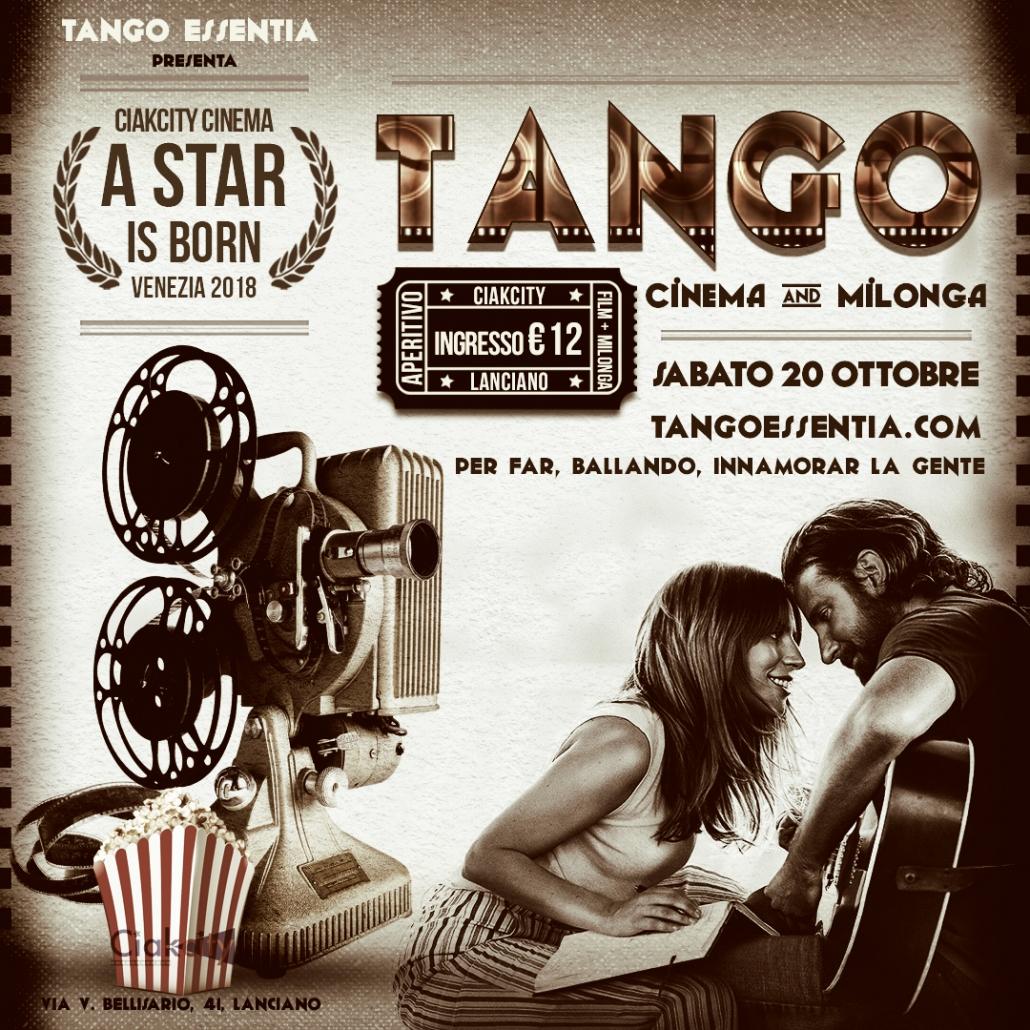 Film e Tango argentino a Lanciano