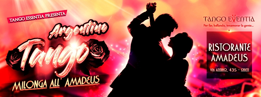 Tango al ristorante Amadeus