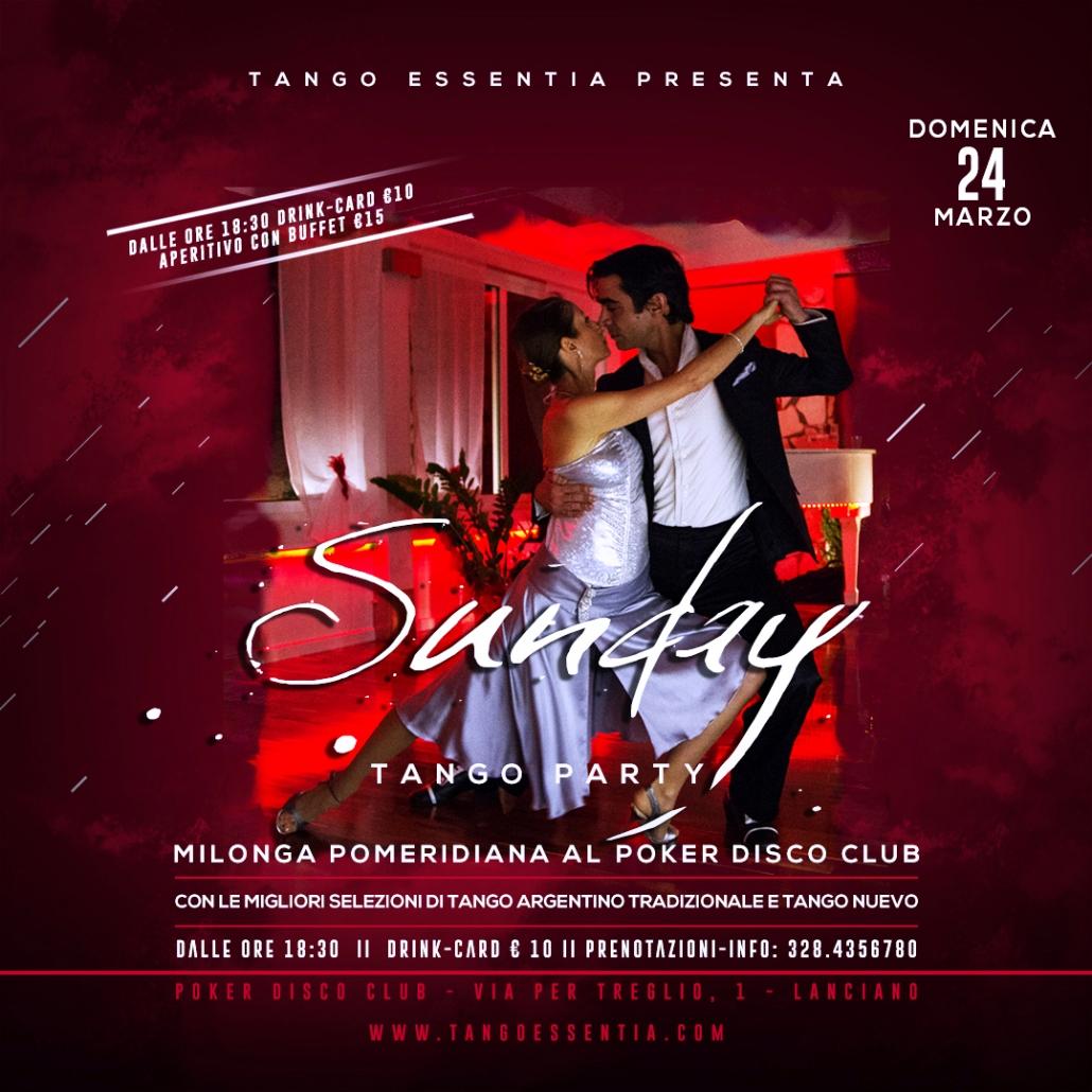 Tango Argentino al Poker Dico Club di Lanciano