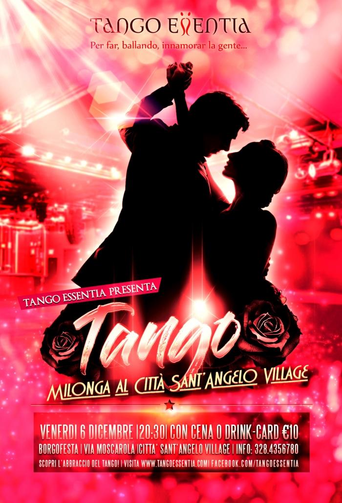 Tango argentino al Borgofesta di Città Sant'Angelo