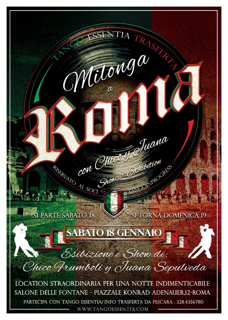 Roma tango 2019