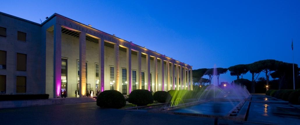 Roma - Salone delle Fontane